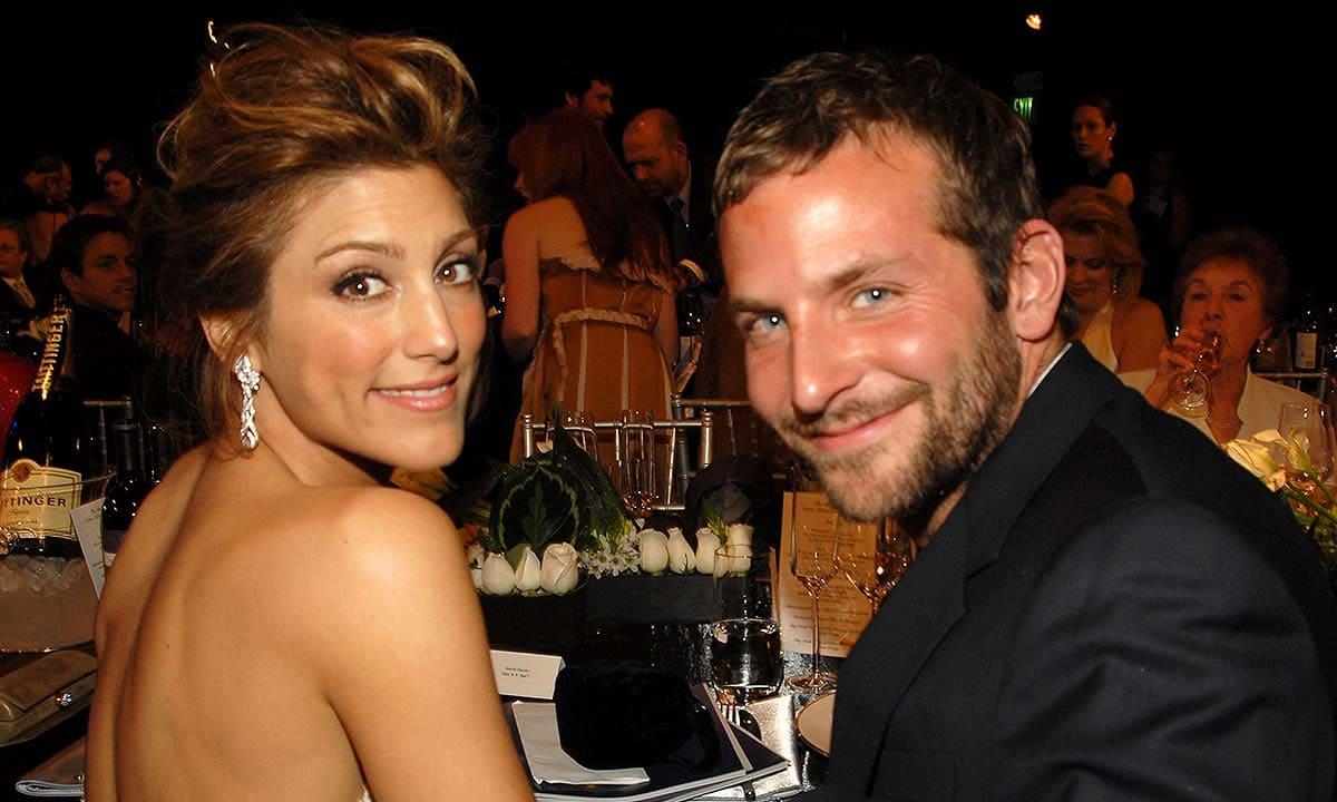 photo of Bradley Cooper and Jennifer Esposito