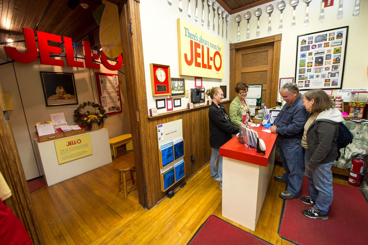 The Jell-O Gallery and Museum