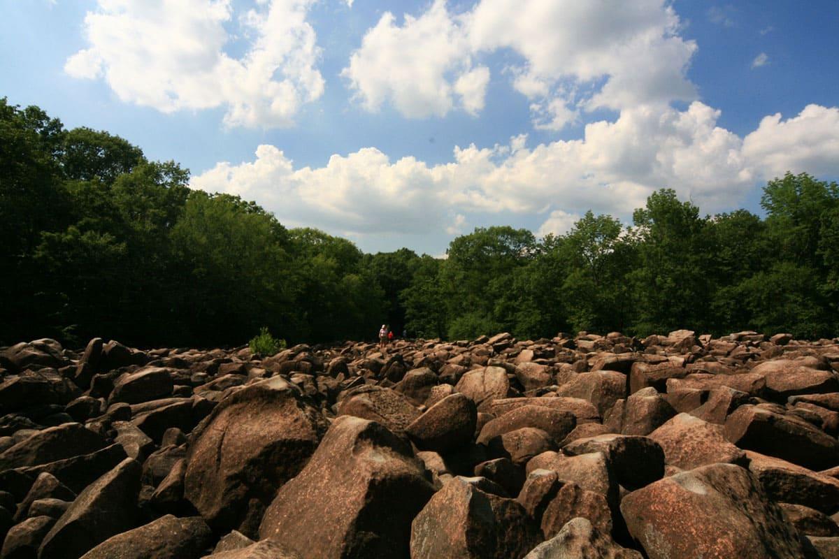 Ringing Rocks Park