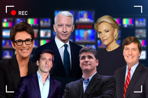 Famous TV reporters
