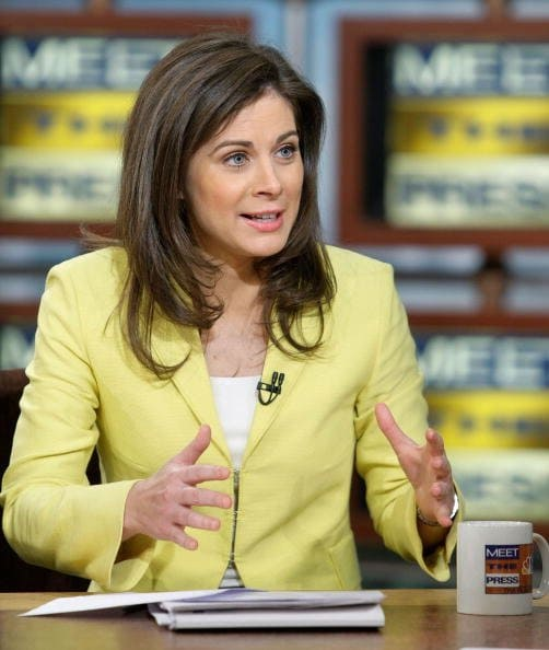 Erin Burnett reporter