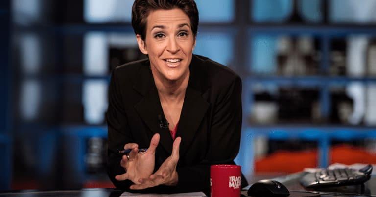 Rachel Maddow reporter