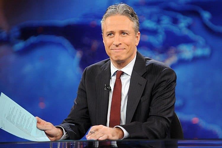 Jon Stewart reporter