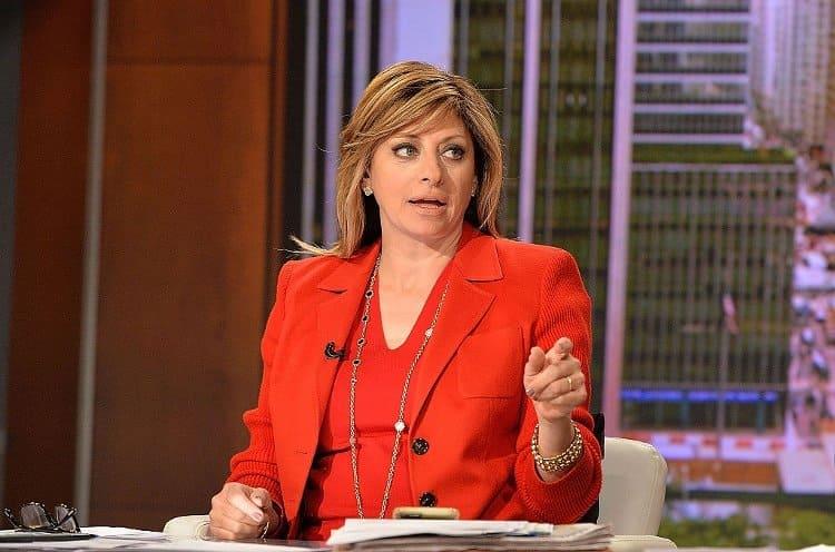 Maria Bartiromo reporter