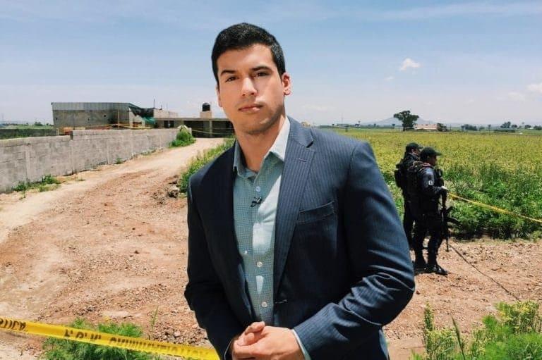 Gio Benitez reporter