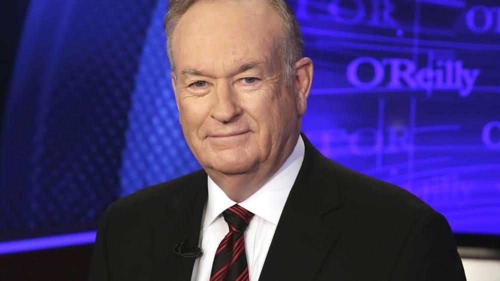 Bill O'Reilly reporter
