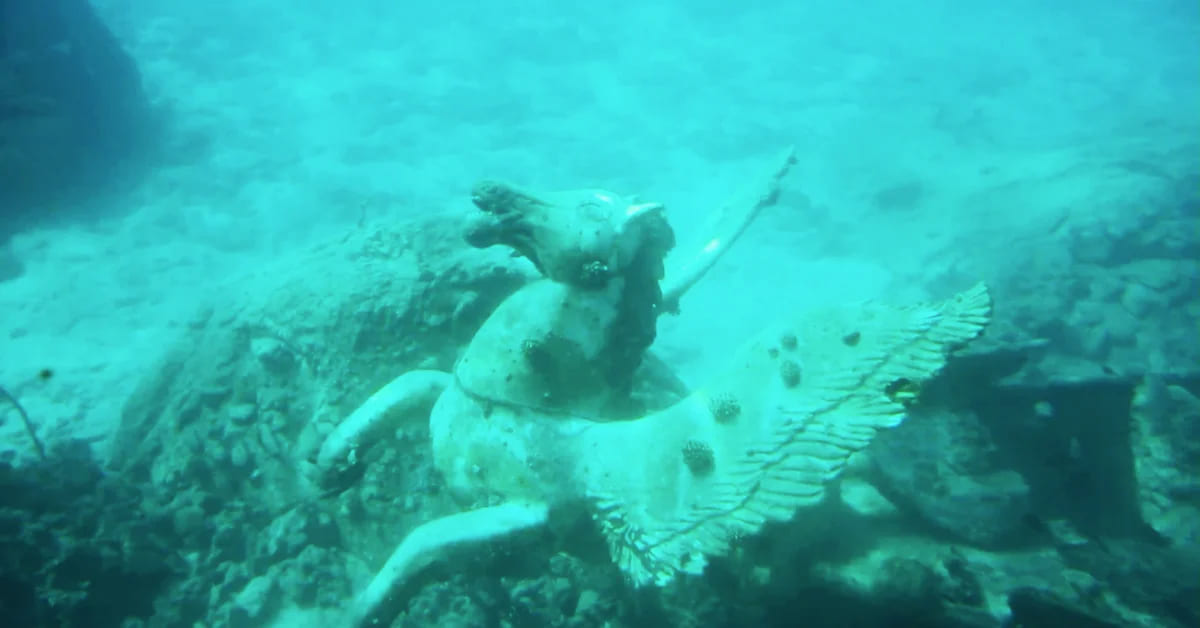 ocean artifacts