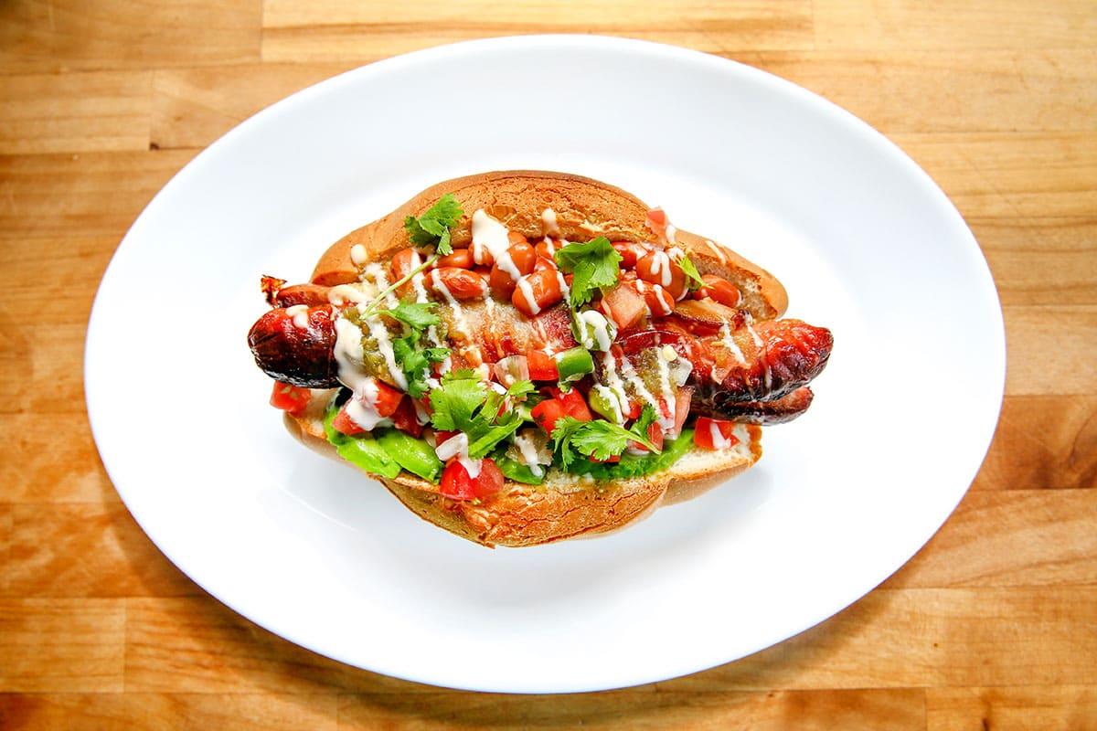 Arizona – Sonoran hotdog