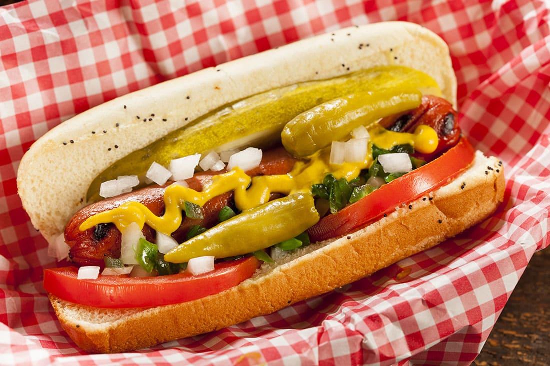 Chicago Hotdogs