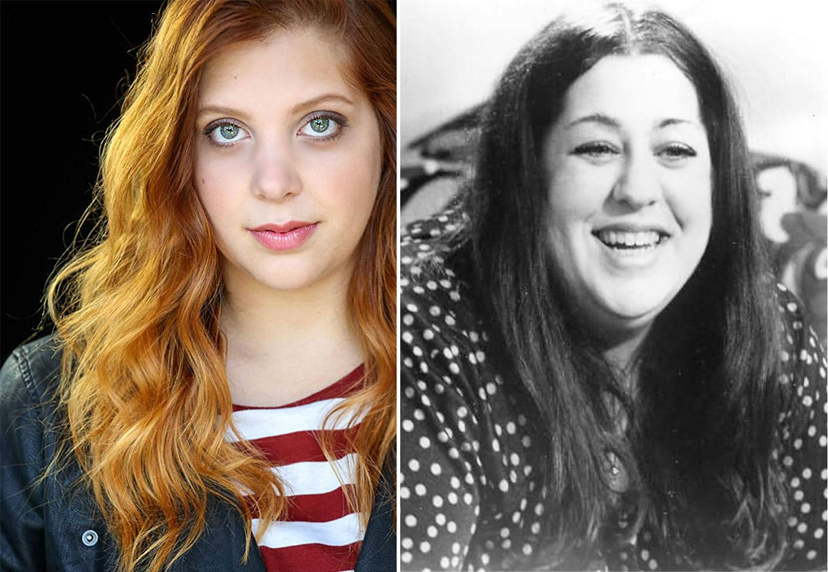 Rachel Redleaf and Mama Cass