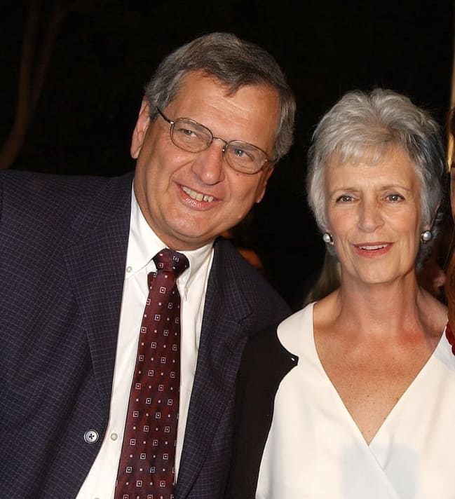 Katie Holmes' parents