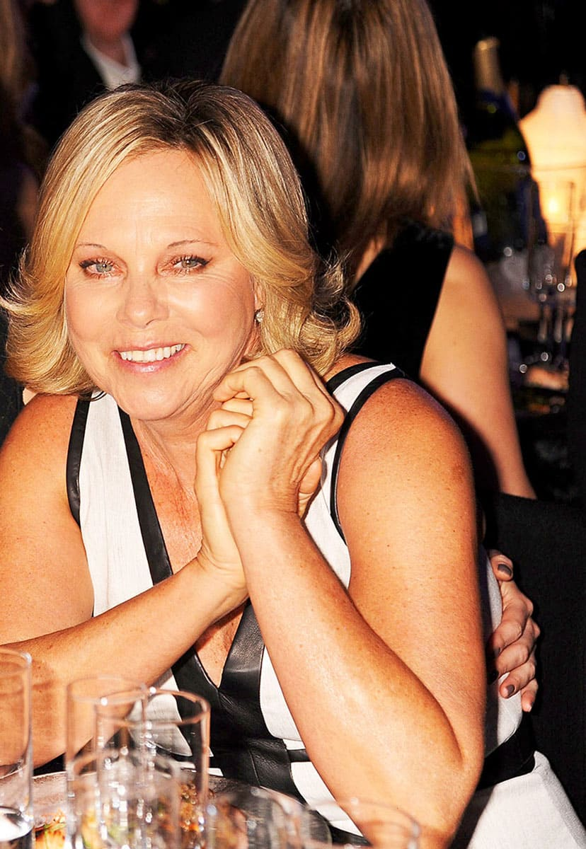 Charlize Theron's mother