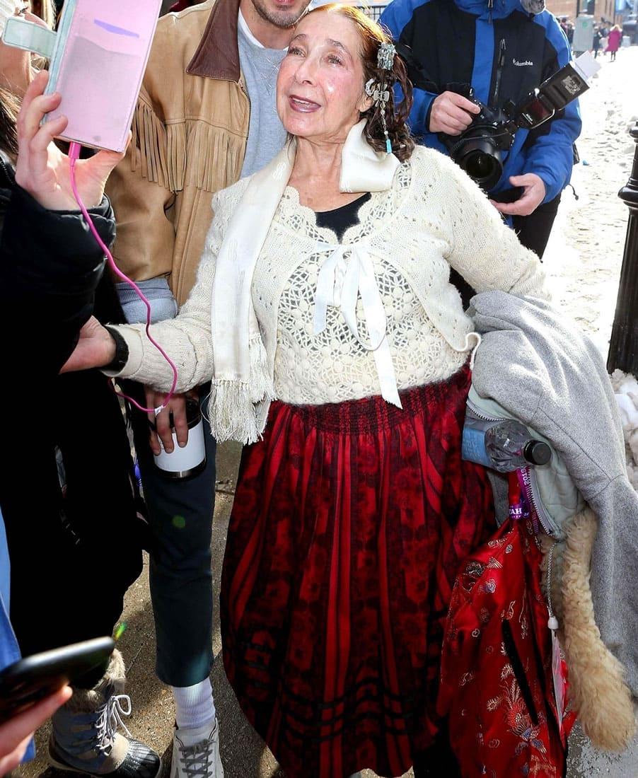 Shia LaBeouf's mother