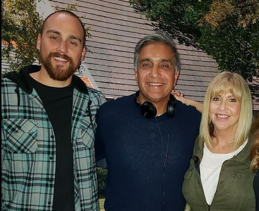 Jessica Alba's parents