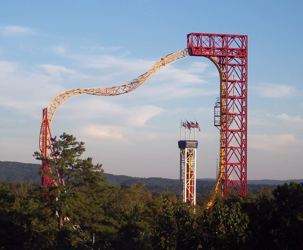 Arkansas X-Coaster