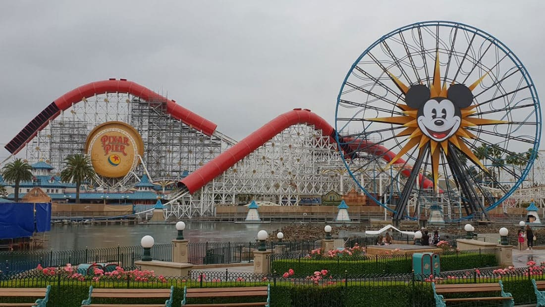 California Incredicoaster