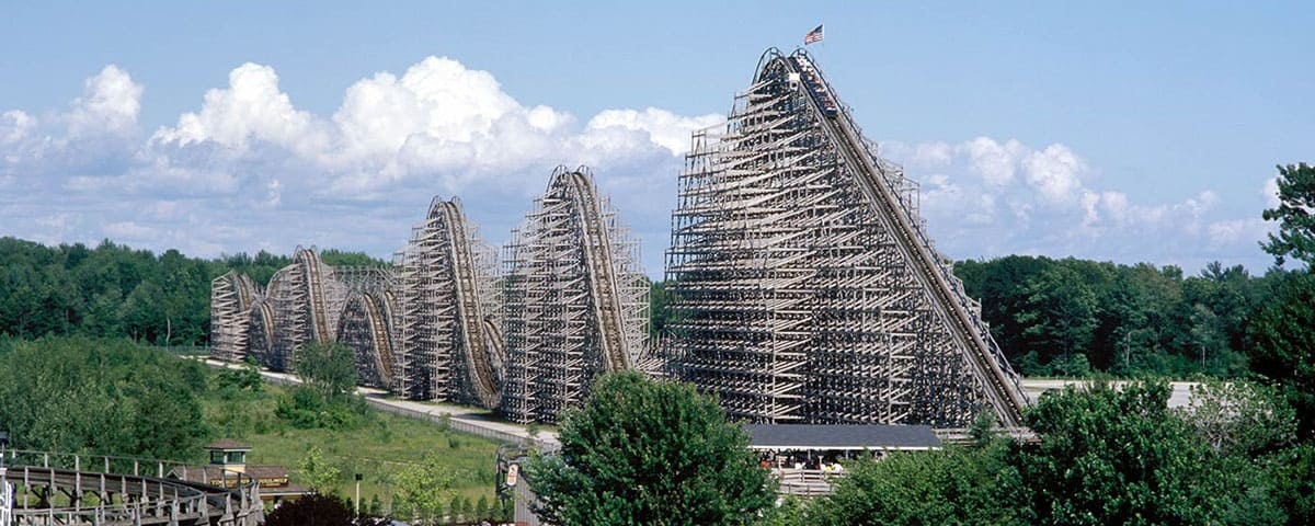 Michigan Shivering Timbers