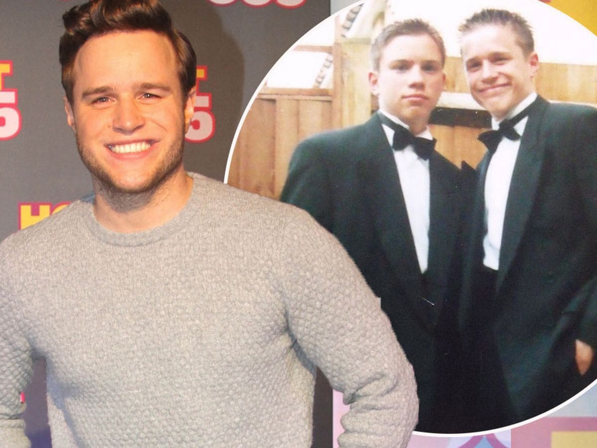 Olly and Ben Murs