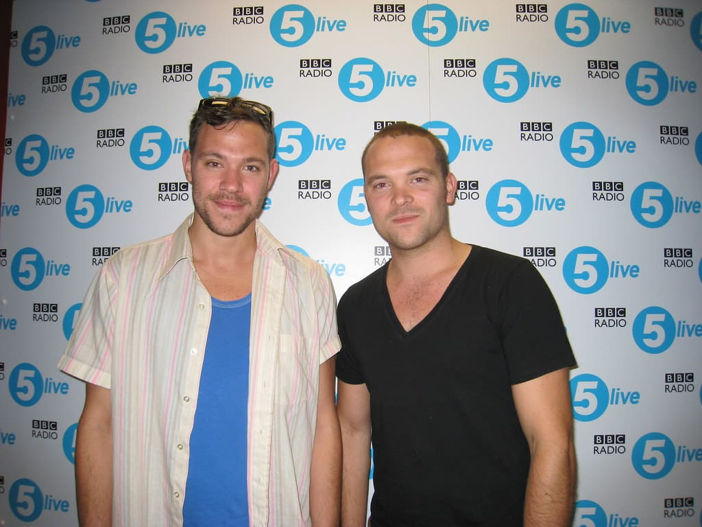 Will and Rupert Young