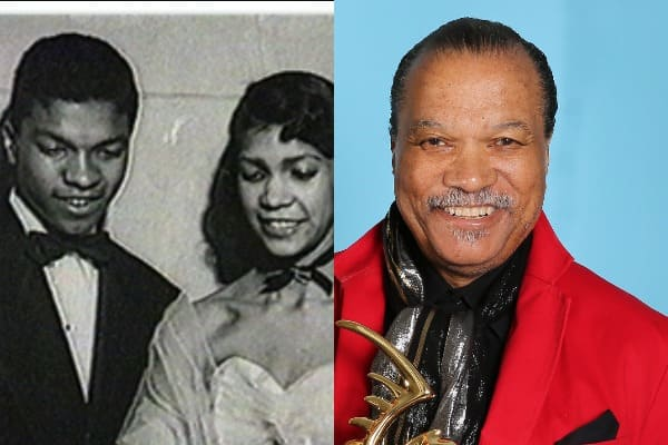 Billy Dee and Loretta Williams