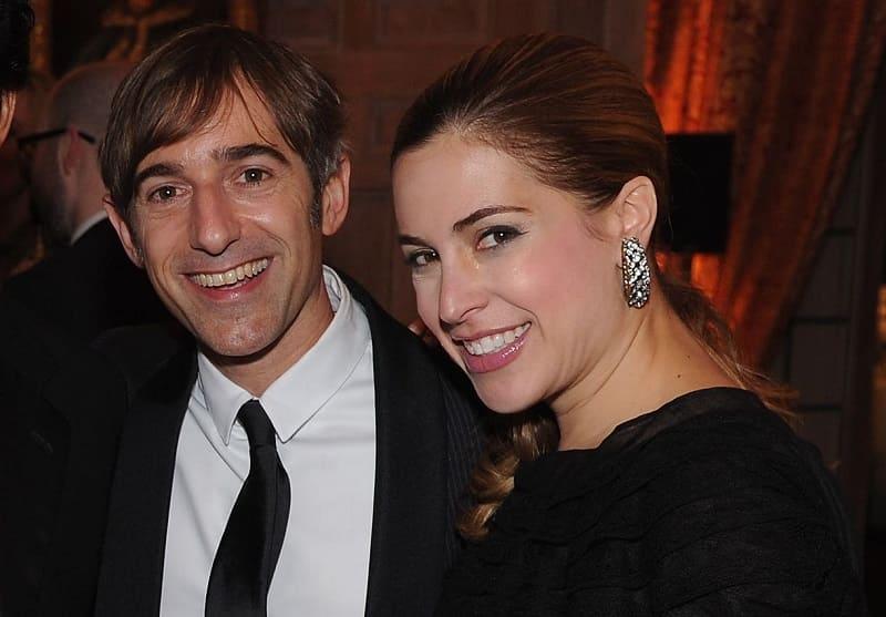 Alison Pincus and Mark Pincus