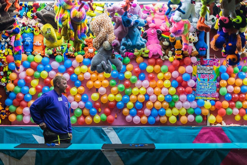 Dart and Balloon Hack