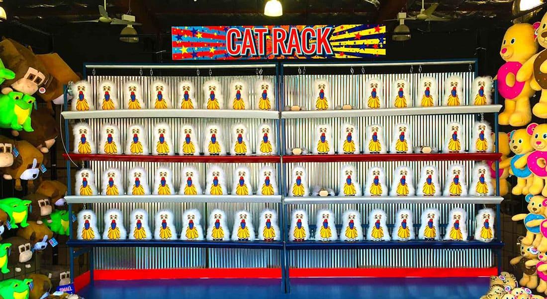 Cat Rack Game