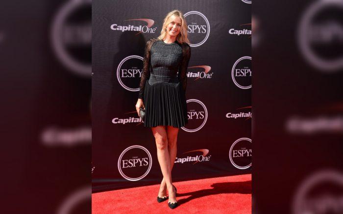 The ESPY Awards, Los Angeles, America - 16 Jul 2014 Maria Sharapova