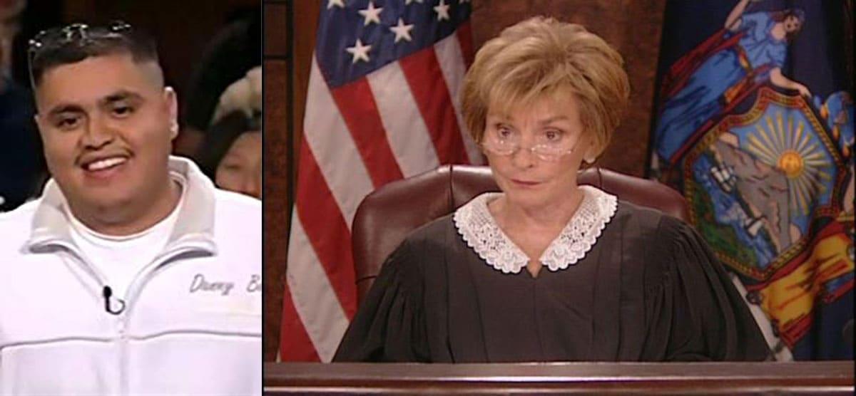 Danny and Judge Judy