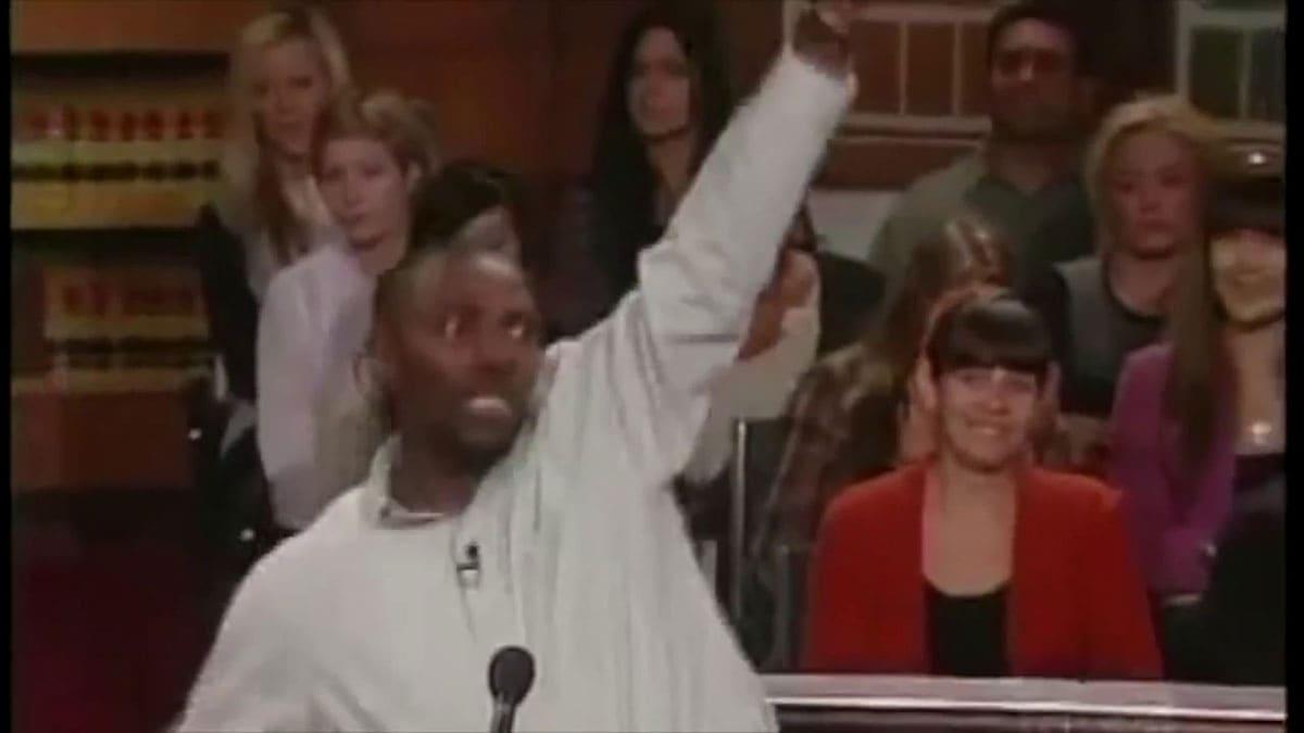 Dr. Noel Howell on Judge Judy