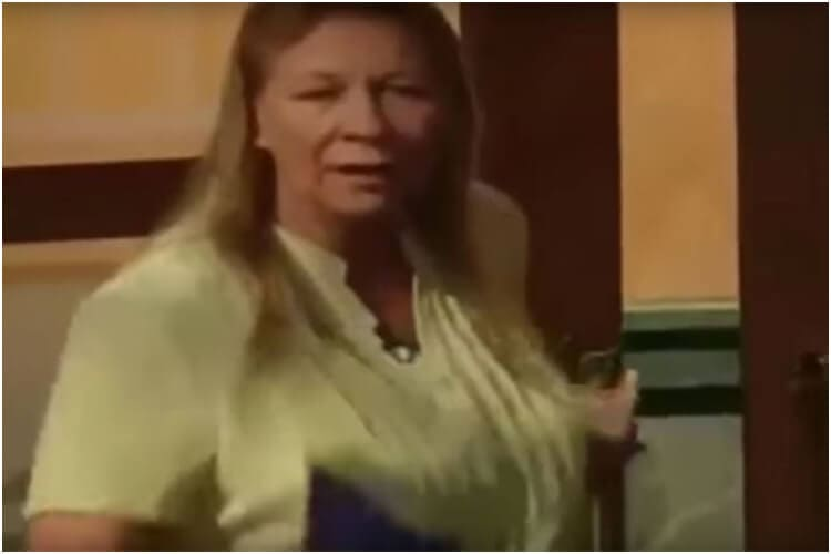 Jacqueline Peckham on Judge Judy