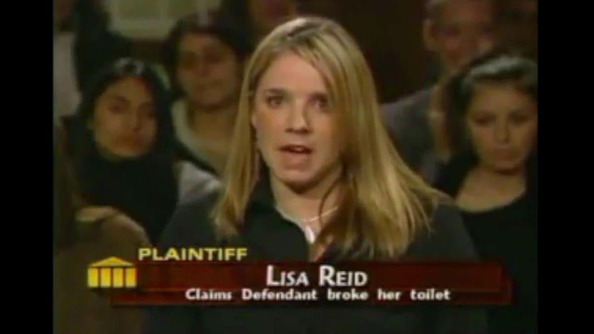 Judge Judy toilet case