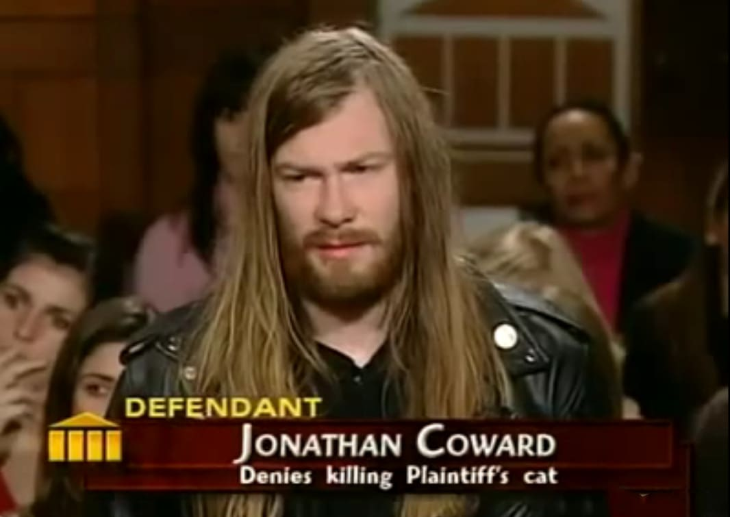 Judge Judy cat case