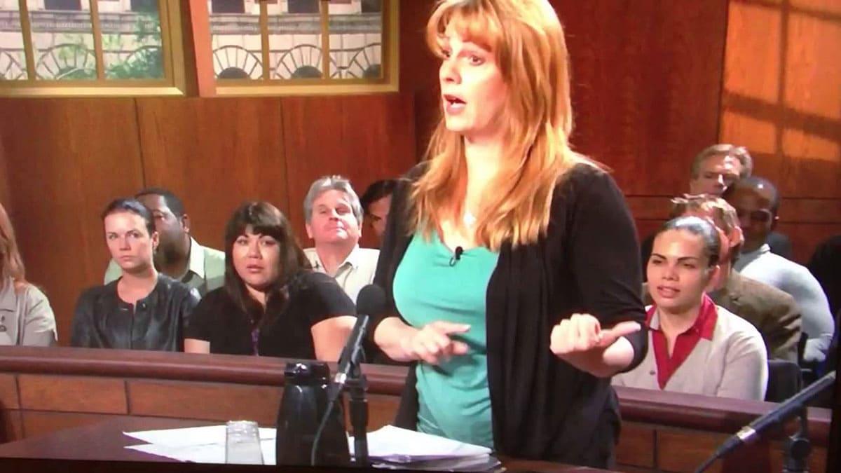 Judge Judy audience