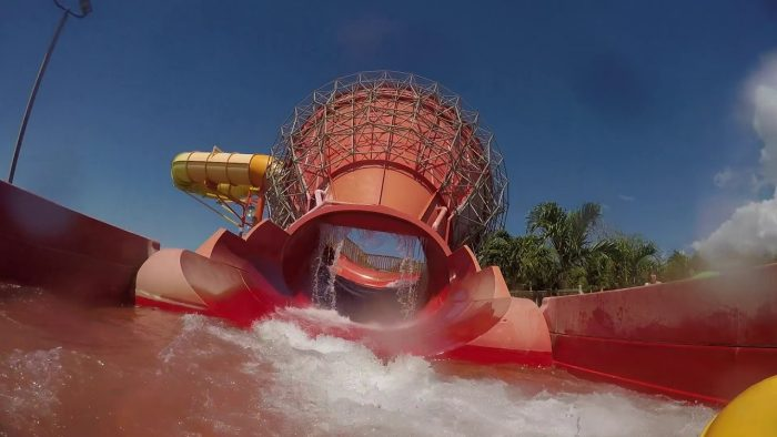 Tornado - Wet n Wild Hawaii