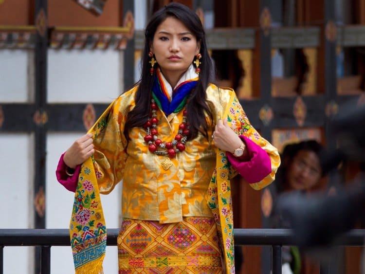 Jetsun Pema of Bhutan