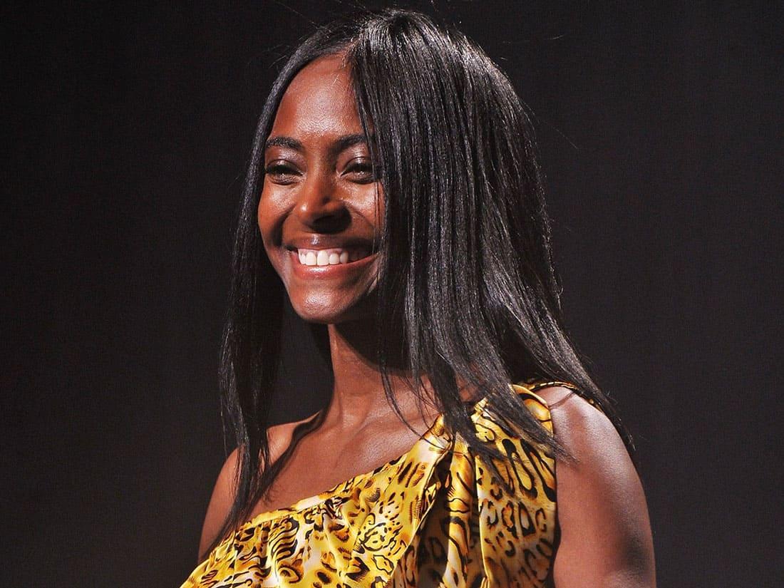 Princess Keisha Omilana of Nigeria