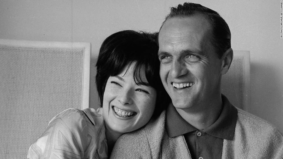 Bob and Ginny Newhart