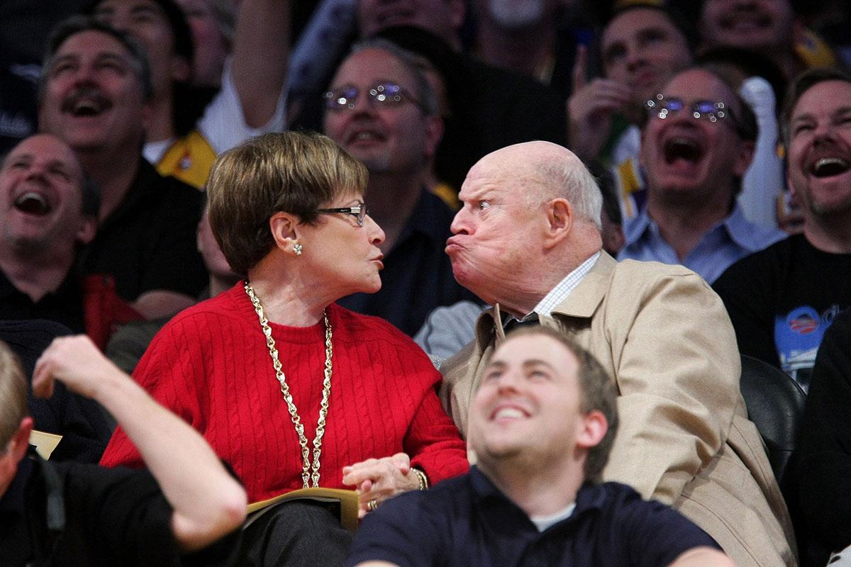 Don and Barbara Rickles
