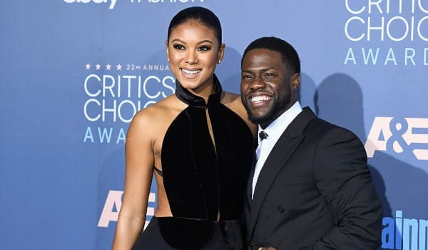 Kevin and Eniko Hart