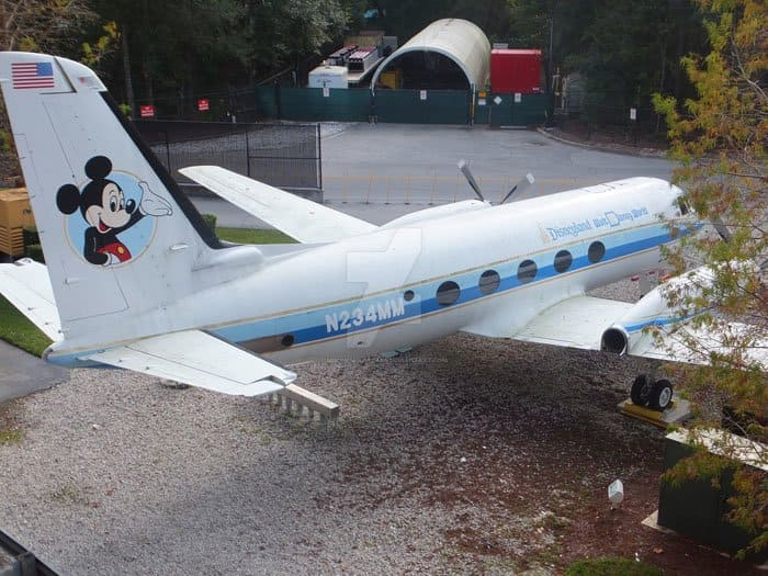 Walt Disney's Airplane