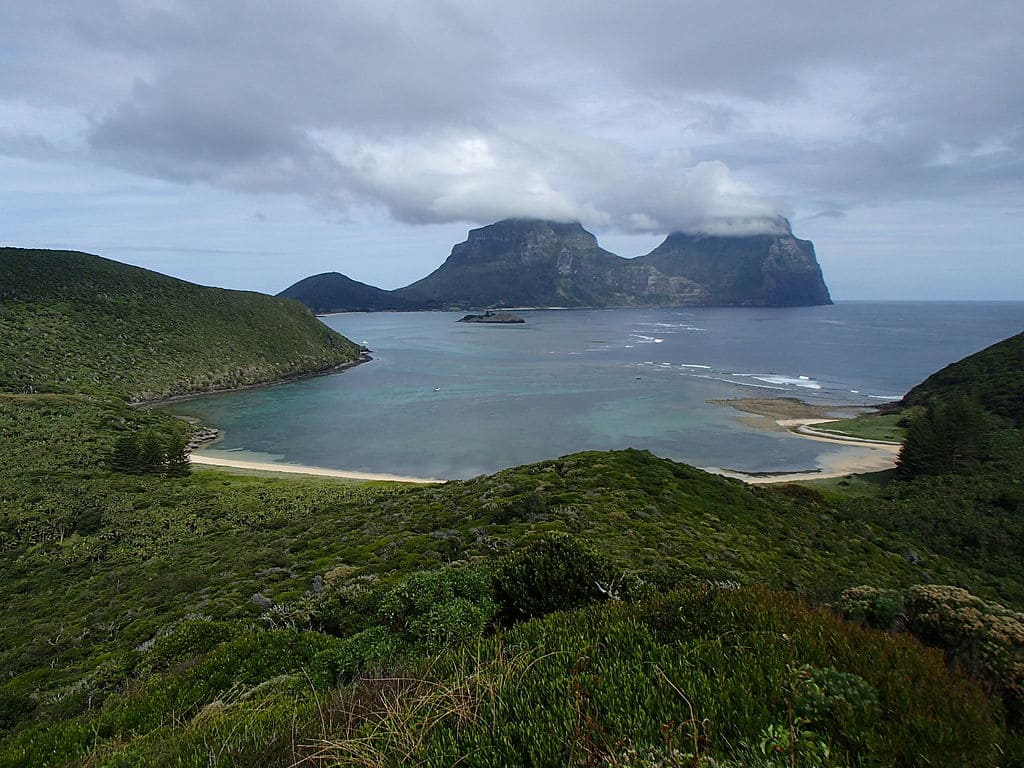 View of the Islands