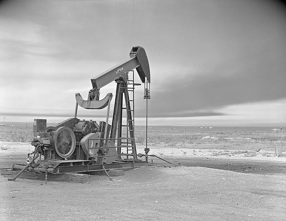 petroleum as a major contributor