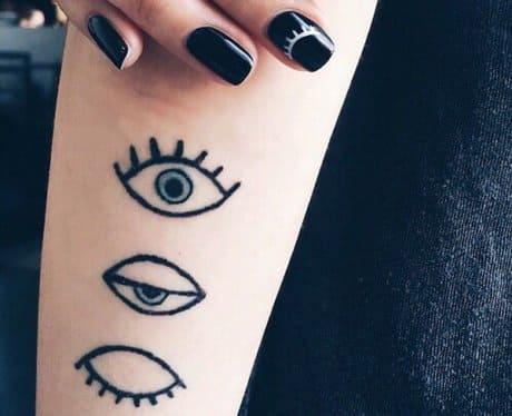 Sarah Urie's tattoos