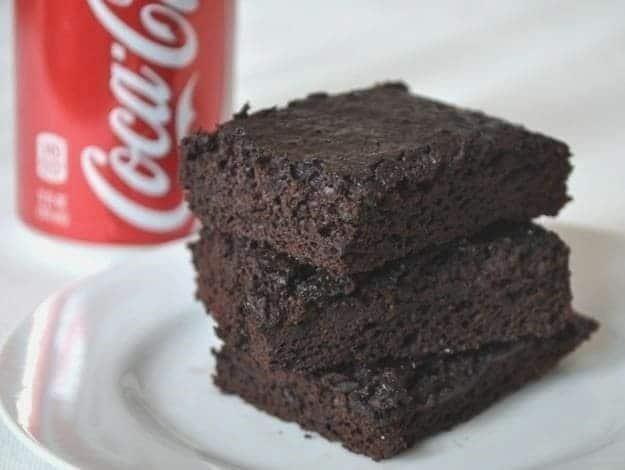 Coca Cola Brownies