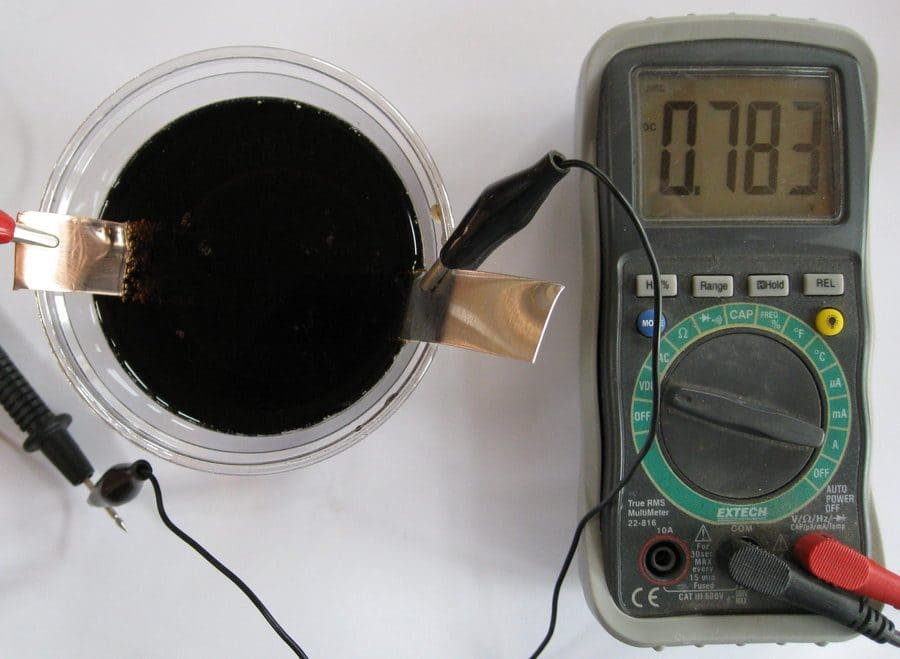 Homemade Batteries using Coke