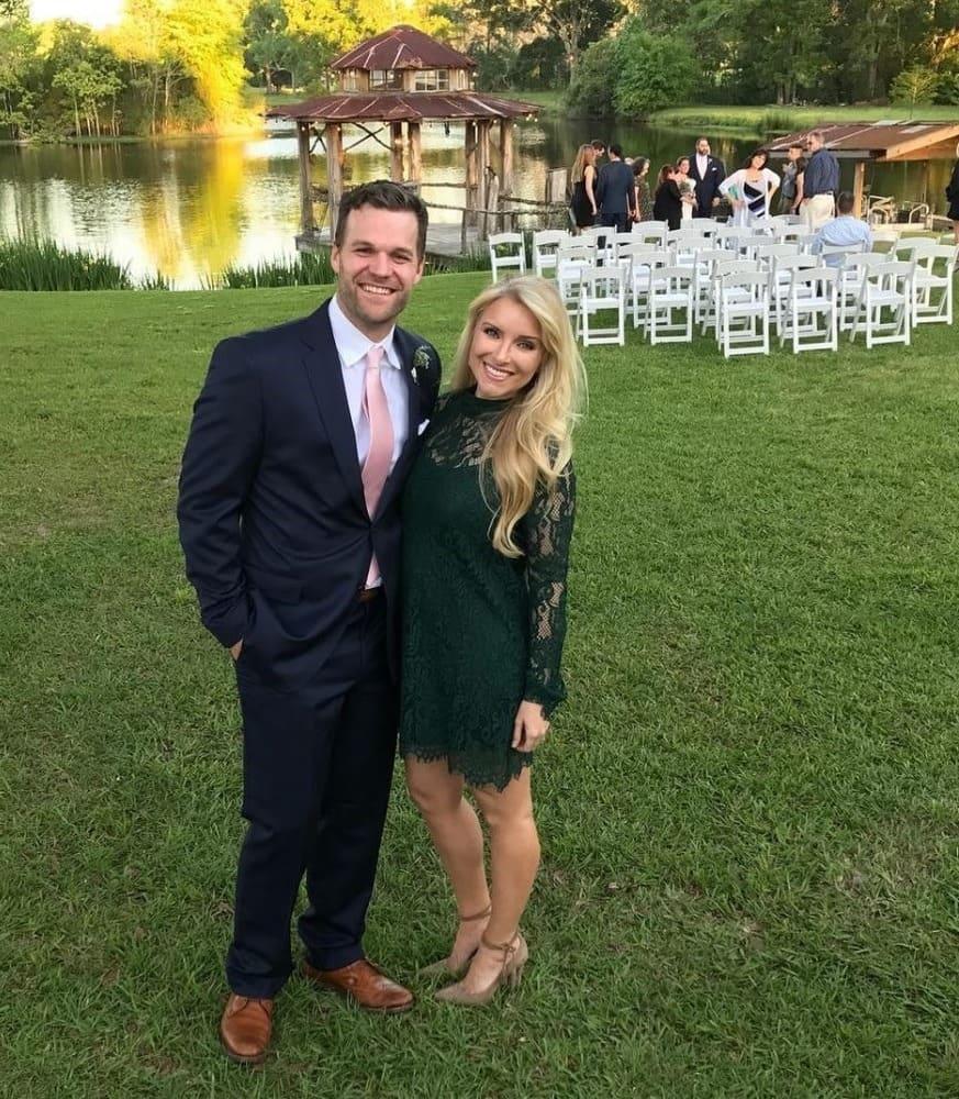 Matt Flynn and Lacey Minchew