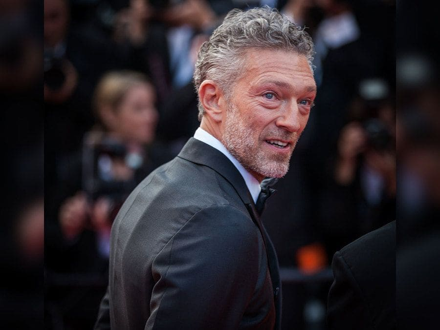 French actor Vincent Cassel arrives for the Closing Awards Ceremony of the 72nd annual Cannes Film Festival