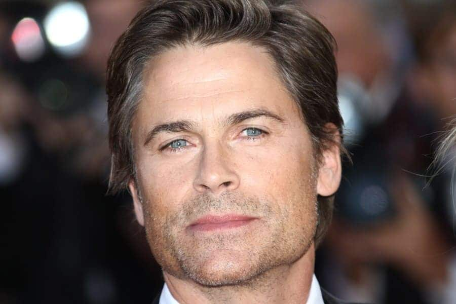 Rob Lowe attends 'The Tree Of Life' premiere
