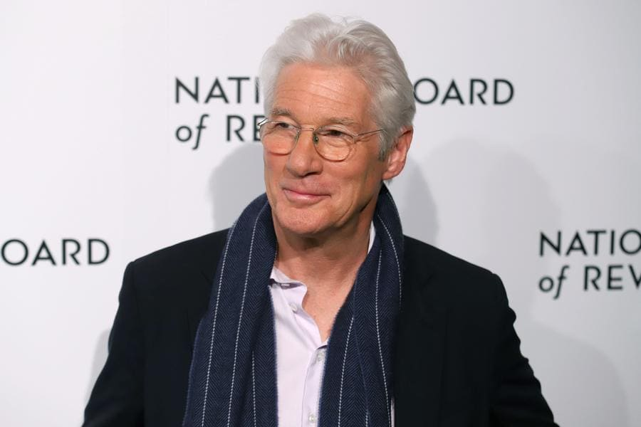 Richard Gere attends the National Board of Review Awards